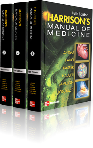 harrison's manual of medicine 18th edition pdf free download